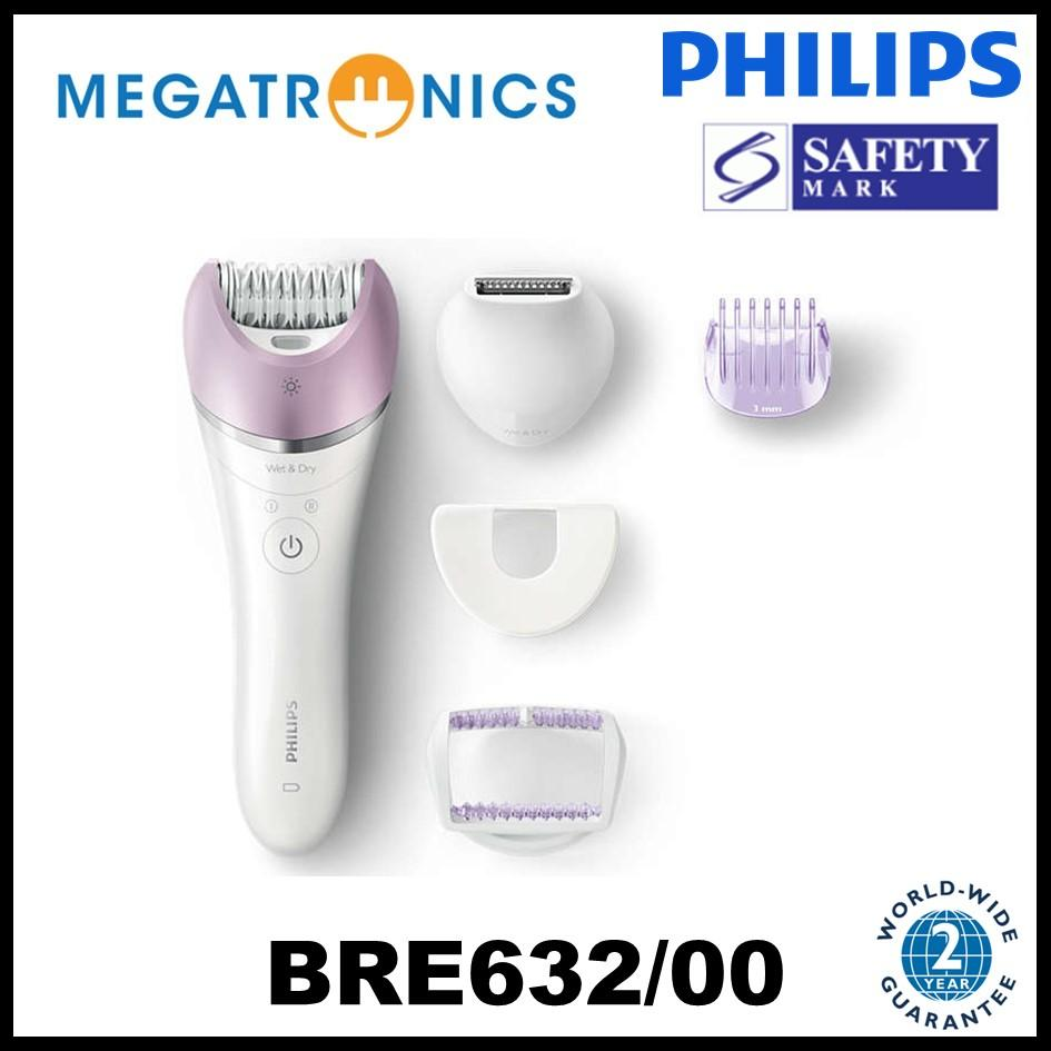 Latest Philips Beauty Tools Products Enjoy Huge Discounts Lazada Sg Hair Dryer Hp8108 Satinelle Advanced Wet Dry Epilator Bre632 00