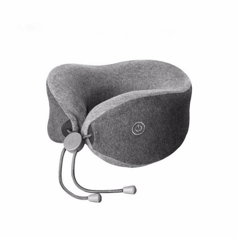 Xiaomi Lefan Multi-Function U-Shaped Massage Neck Pillow (export) By Middle Sky.