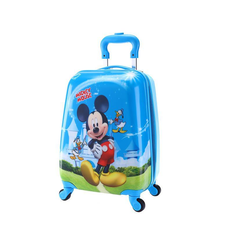 18 inch Cartoon children trolley case suit case luggage OTO8