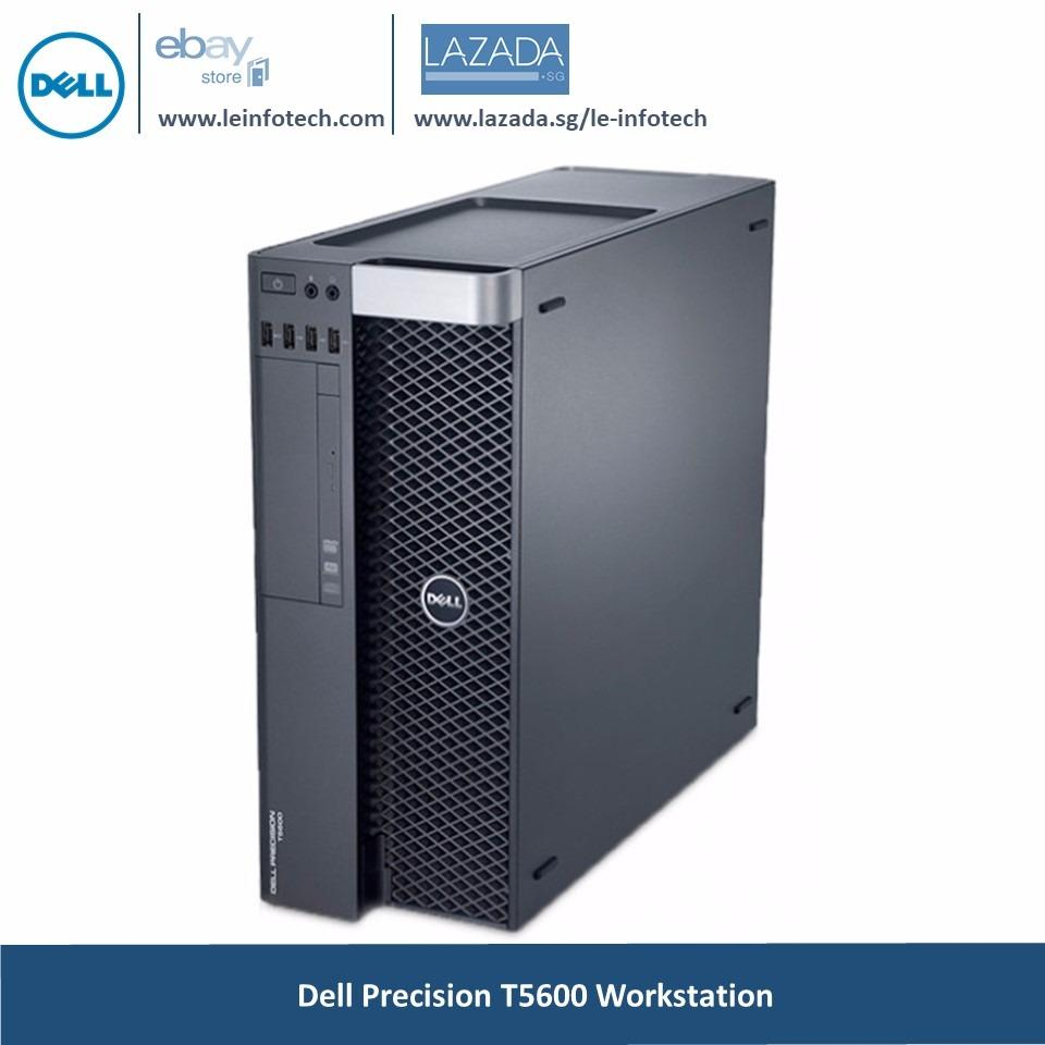 Price Comparison For Dell Precision T5600 Workstation Quad Core Xeon E5 2609 2 4Ghz 8Gb Ddr3 500Gb Sata Hdd 2Gb Nvidia 630T Win 10 Pro Warranty