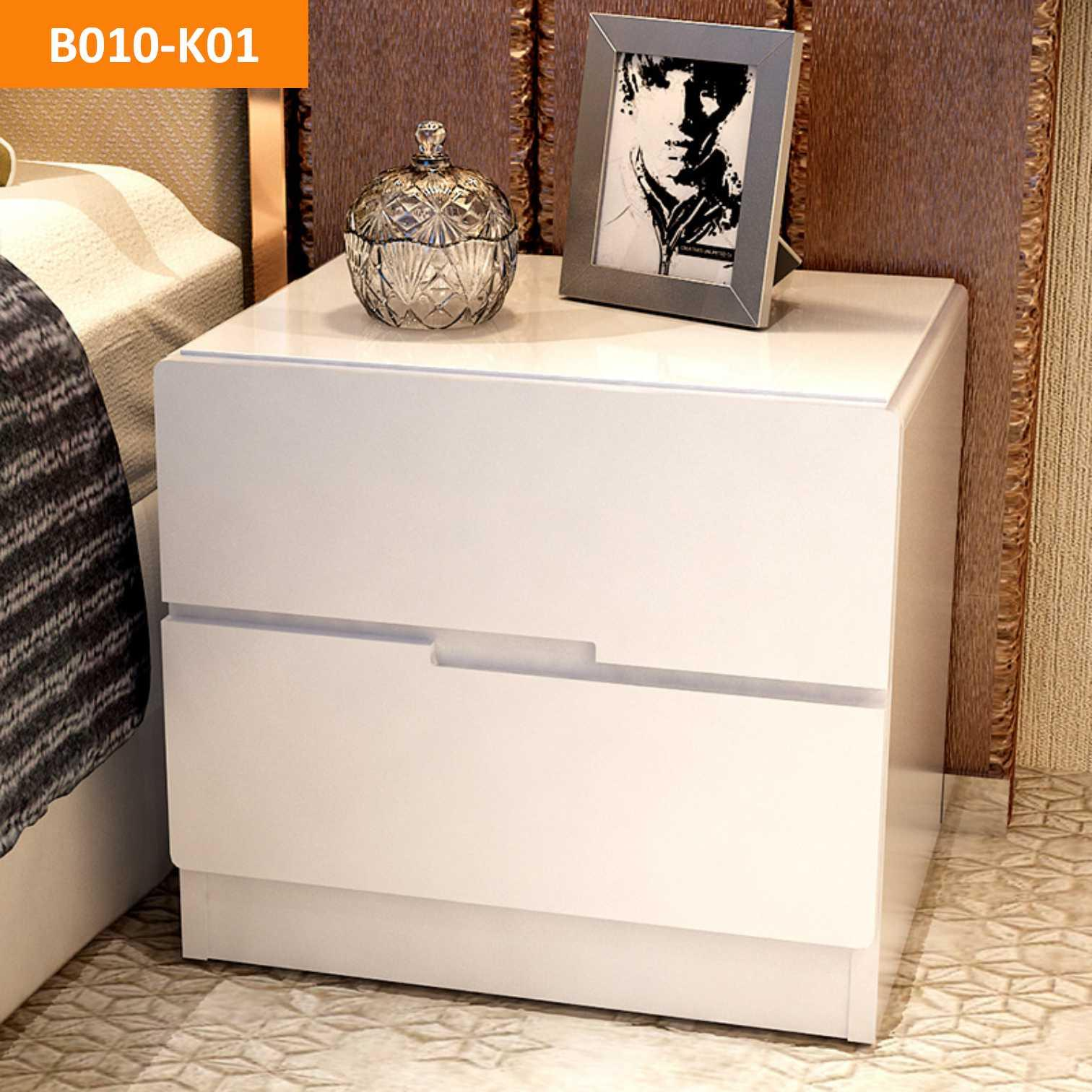 AIDEAL.sg Bedside table/Cabinet/Drawer/glossy