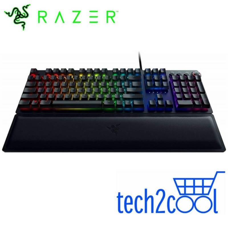 Razer Huntsman Elite Opto-Mechanical Gaming Keyboard #RazerGSSPromoJun2019 Singapore