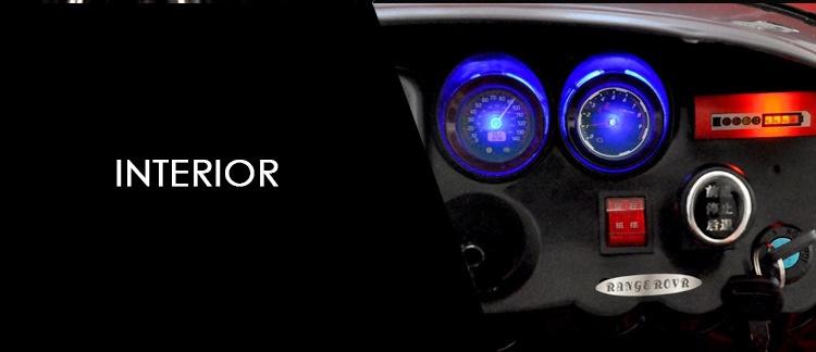 JIJI Range Rover Children Electronic Car With Emergency Controller / Range  Rover Kids Car