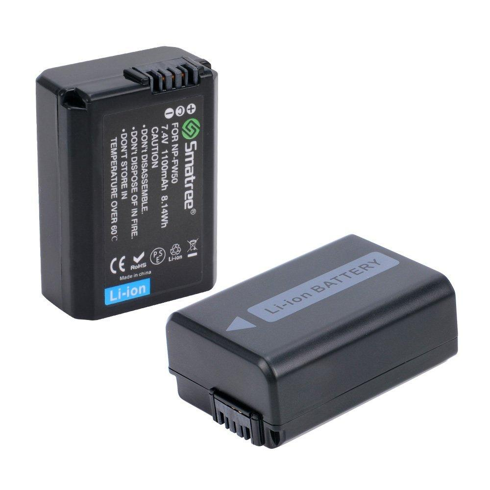 Buy Sell Cheapest Sony Battery And Best Quality Product Deals Wasabi Power Np Fw50 For Smatree Rechargeable 2 Pack A6000 A6500 A6300