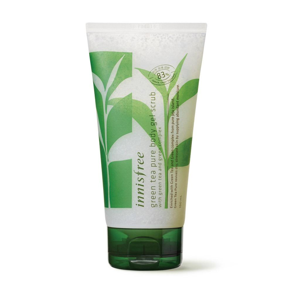 Who Sells Innisfree Green Tea Pure Body Scrub 150Ml Cheap
