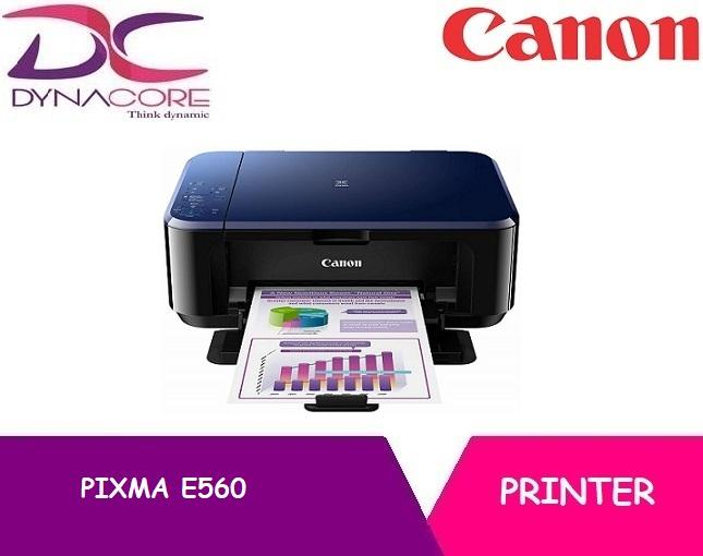 Canon E560 Multifunction Wireless Ink Efficient Colour with Auto-Duplex  Printing Singapore