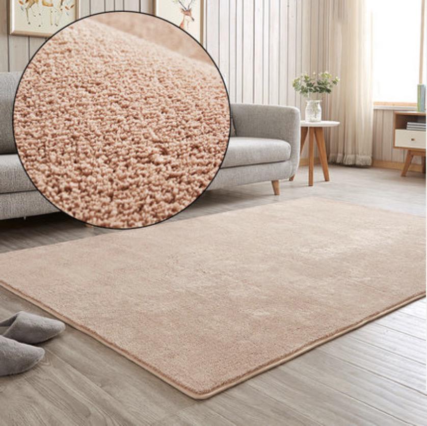 JIJI 160 x 200 Cm Floor Carpets: Japan Non Skid Water Absorbent Carpet 160 x 200 Cm (Carpet)