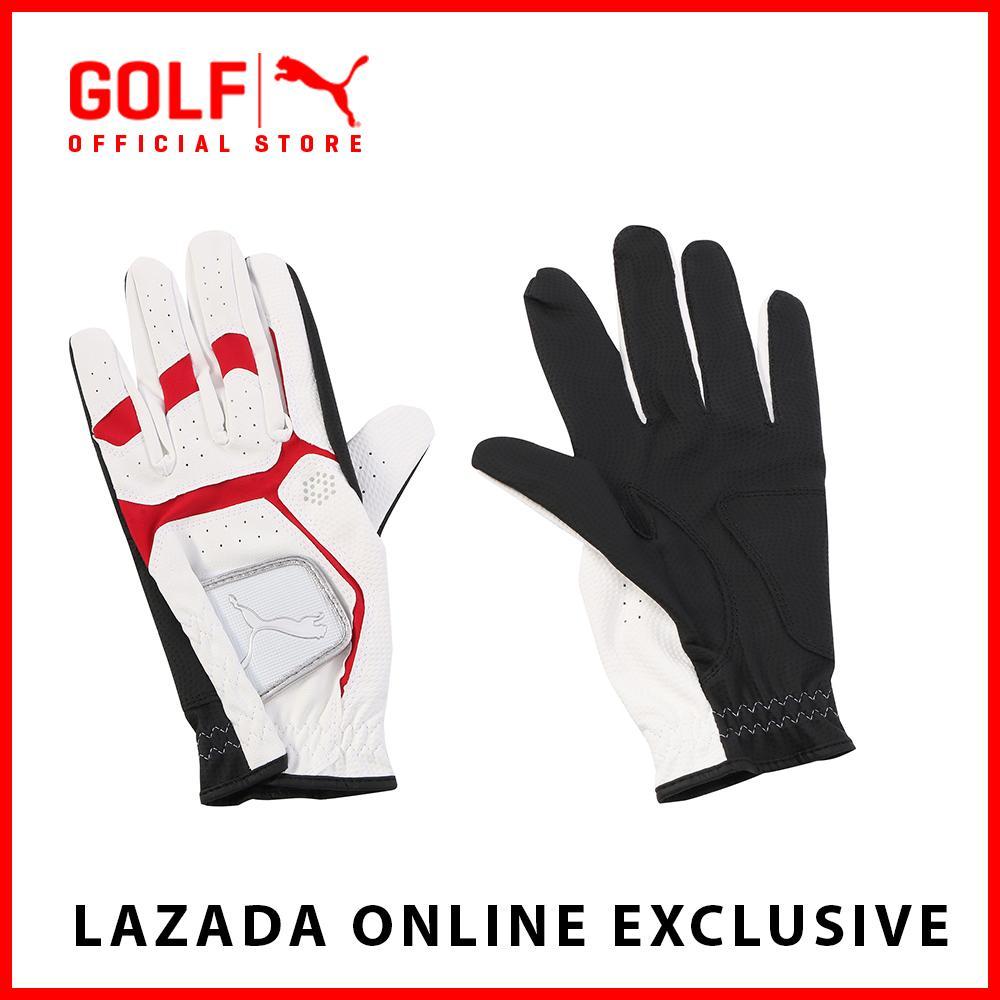 Puma Golf Accessories Glove 3d Reboot - White/high Risk Red By Puma Golf Official Store.