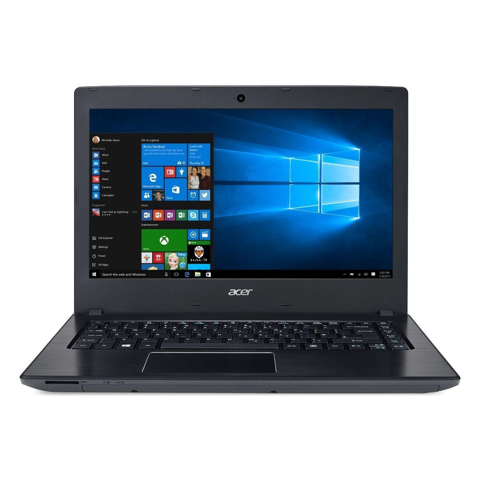 Acer E5-476G-55Y2 ASPIRE 14 HD LED backlit TFT LCD 4GB DDR4 RAM, 1TB HDD 8th gen Intel® Core™  i5-8250U processor (Up to 3.4GHz, 6MB smart cache) Windows 10 Home NVIDIA® GeForce® MX130 (2GB GDDR5 VRAM) DVD-Writer DL drive WIN10