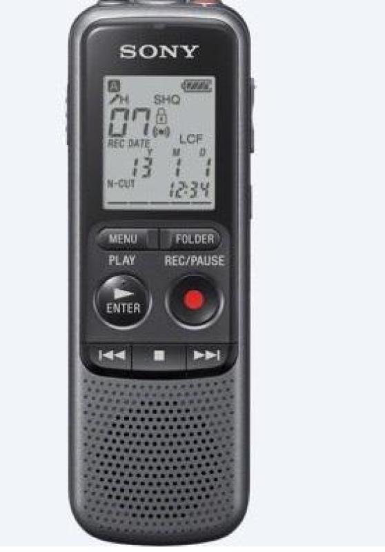 Sony Mono Digital Voice Recorder ICD-PX240 Singapore