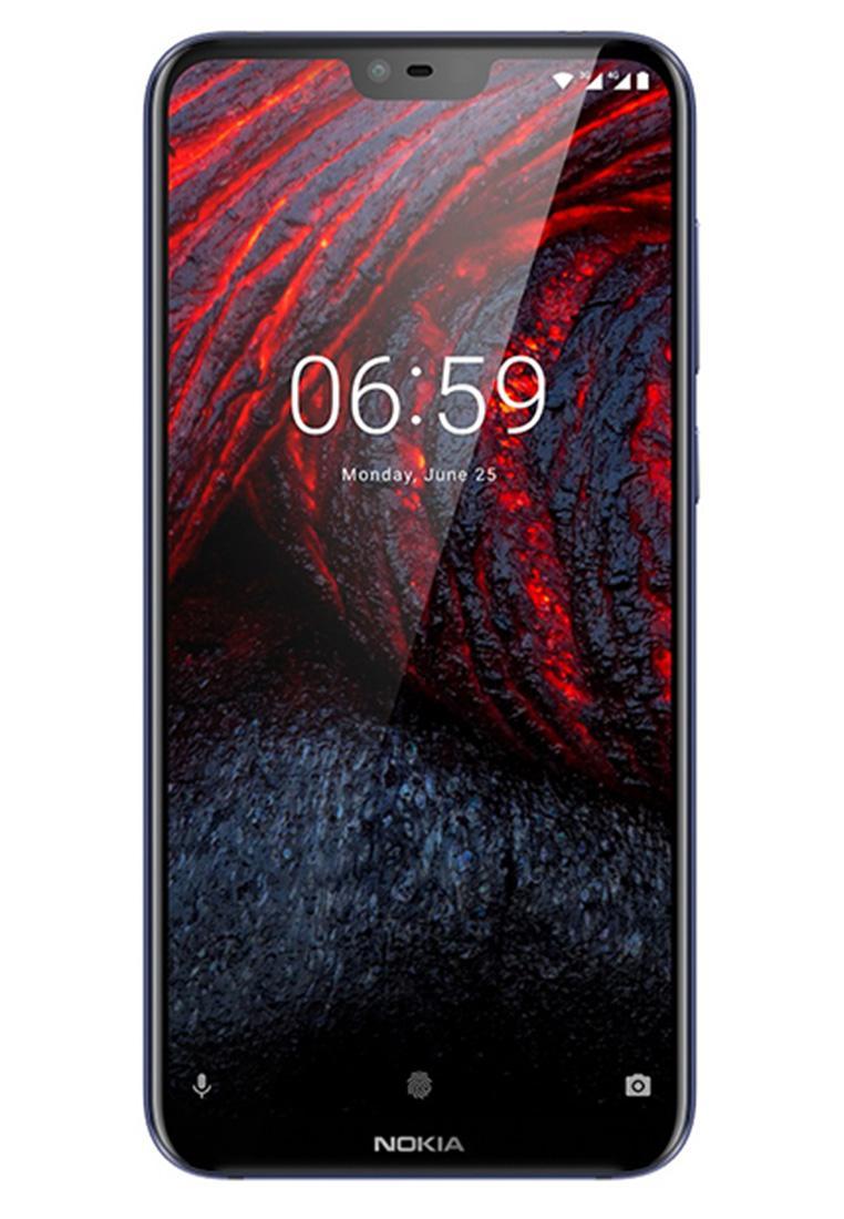 Latest Nokia Mobiles Tablets Products Enjoy Huge Discounts X Dual Sim 4gb Cyan 61 Plus 64gb 4g Smartphone