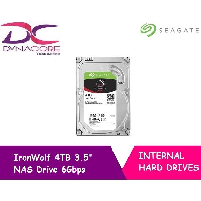 List Price Seagate 4Tb Ironwolf Nas Sata 6Gb S 64Mb Cache 3 5 Inch Internal Hard Drive Seagate