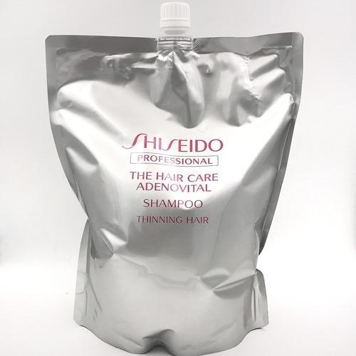 Price Shiseido Professional Adenovital Shampoo Refill 1800Ml Shiseido New