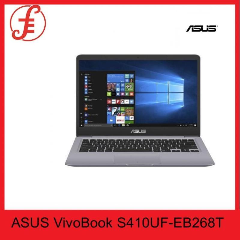 ASUS S410UF-EB268T VivoBook (S410UF-EB268T) i7-8550U 8GB DDR4 RAM 1TB HDD+ 128GB SSD NVIDIA GeForce MX130 2GB DDR5 Graphic Windows 10 Home