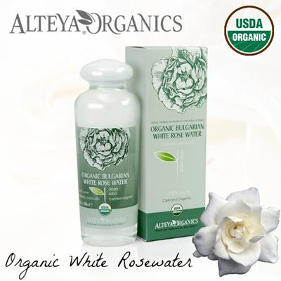 Alteya Organics Organic Bulgarian White Rose Water Rosa Alba 250Ml Review