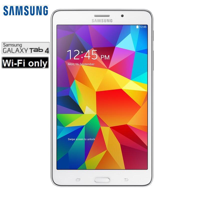 Samsung Tab 4 / 8 0inch display / Wi-Fi only / 1 5GB RAM / 16GB ROM /  Refurbished