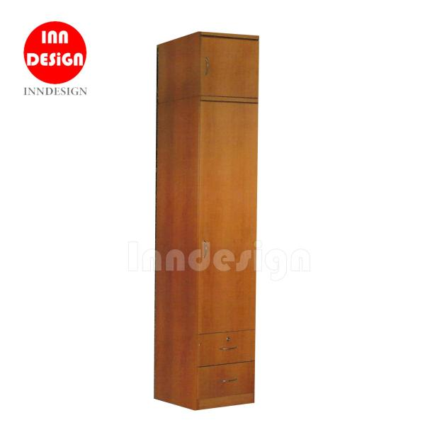 [Delivery Within 3-7 Working Days] Roxy Single Doors Wardrobe (Free Delivery and Installation)