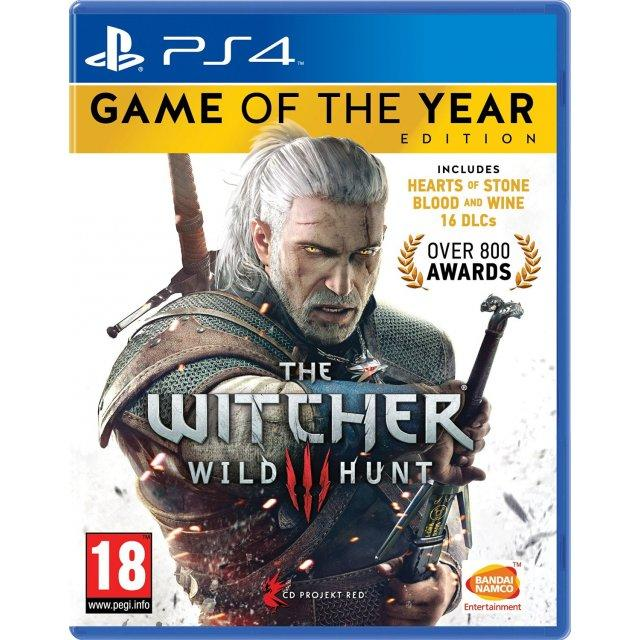 Deals For Ps4 The Witcher 3 Wild Hunt Goty Edition Eur R2