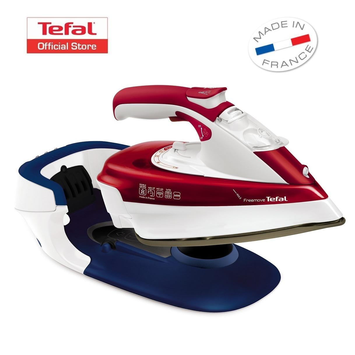 Who Sells Tefal Freemove Cordless Steam Iron Fv9976 The Cheapest