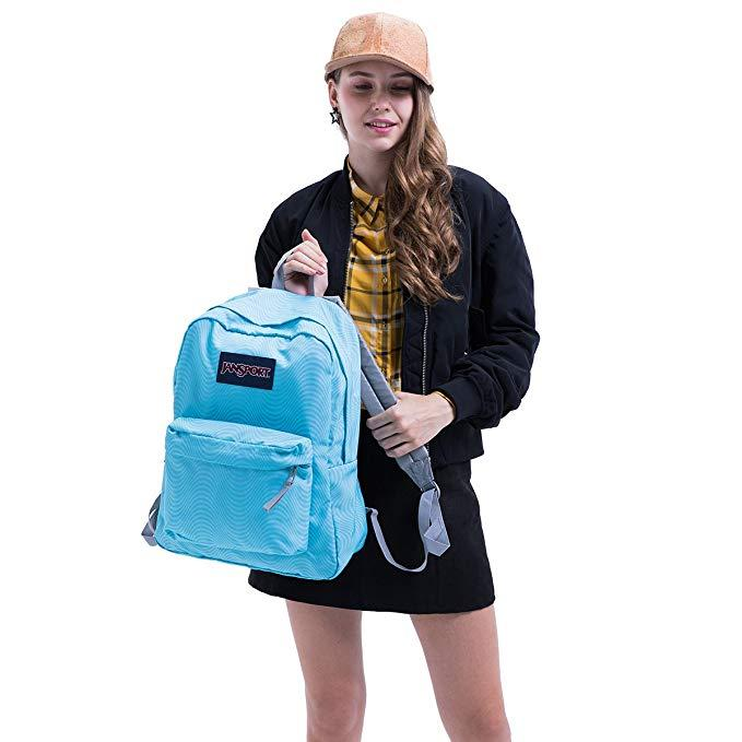 Jansport Superbreak Backpack [multiple Colours] By Cashconverters.