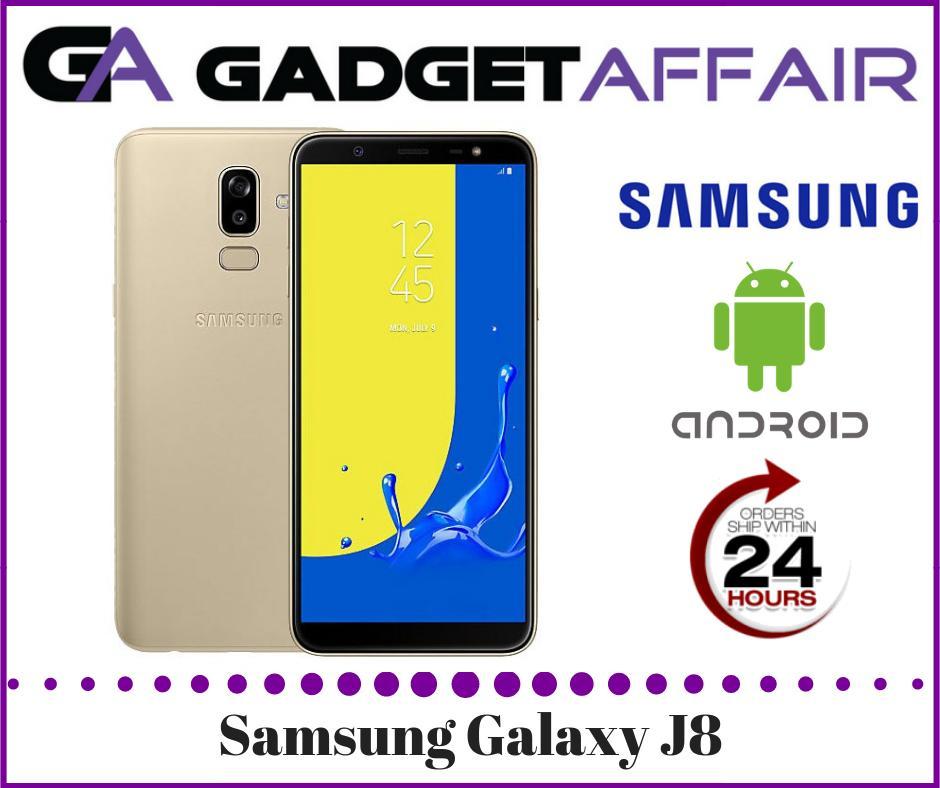Samsung Galaxy J8 (Export Set)