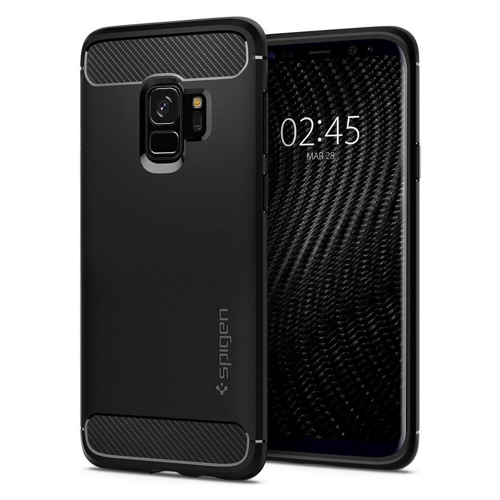 Price Comparisons For Spigen Galaxy S9 Case Rugged Armor