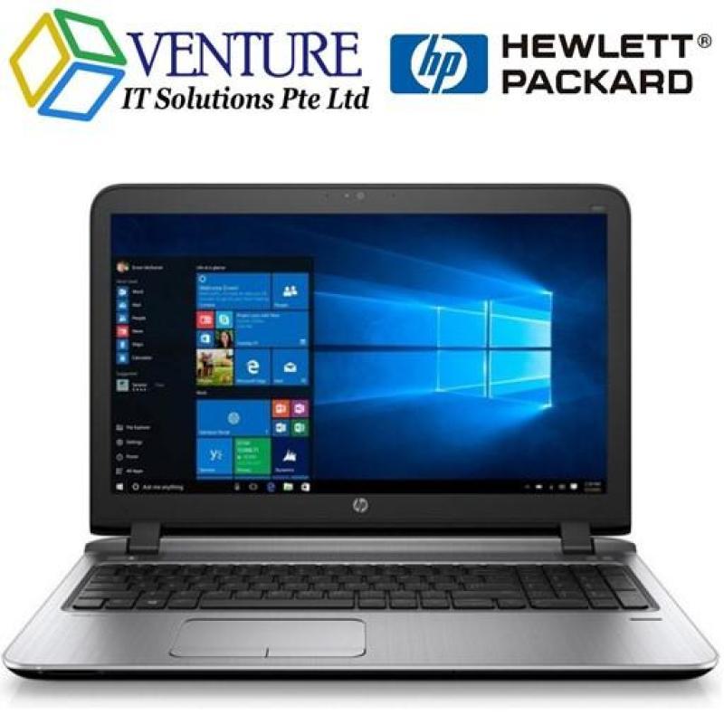 [BRAND NEW] HP PROBOOK 450 G4 i5-7200U 8GB 500GB AC8265 15.6HD WIN10 PRO