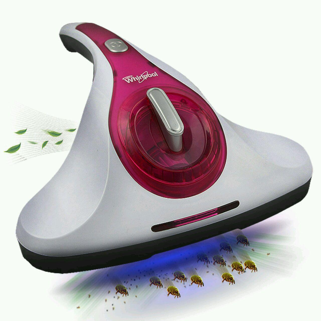 Whirlpool Uv Mite Killer/ Anti Dust Mite Uv Vacuum Bed Cleaner/ Reliable Quality/popular Brand By Lifepro.