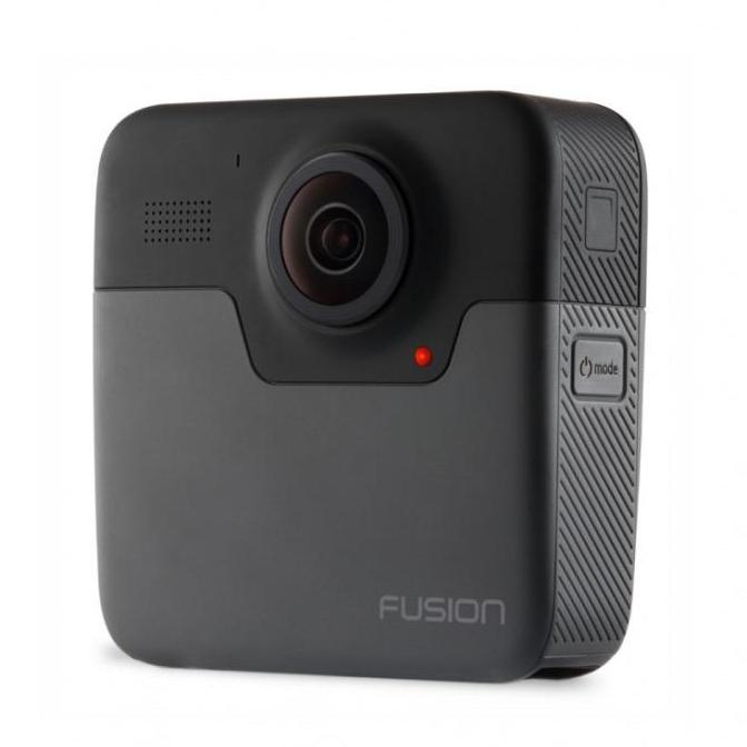 Buy Gopro Fusion 360 Action Camera On Singapore