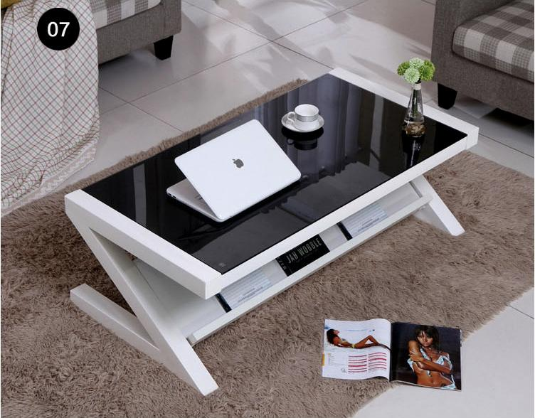 Mikaela Z-Style Coffee Table (Coffee Table) (Free Installation & Warranty up to 1 Year