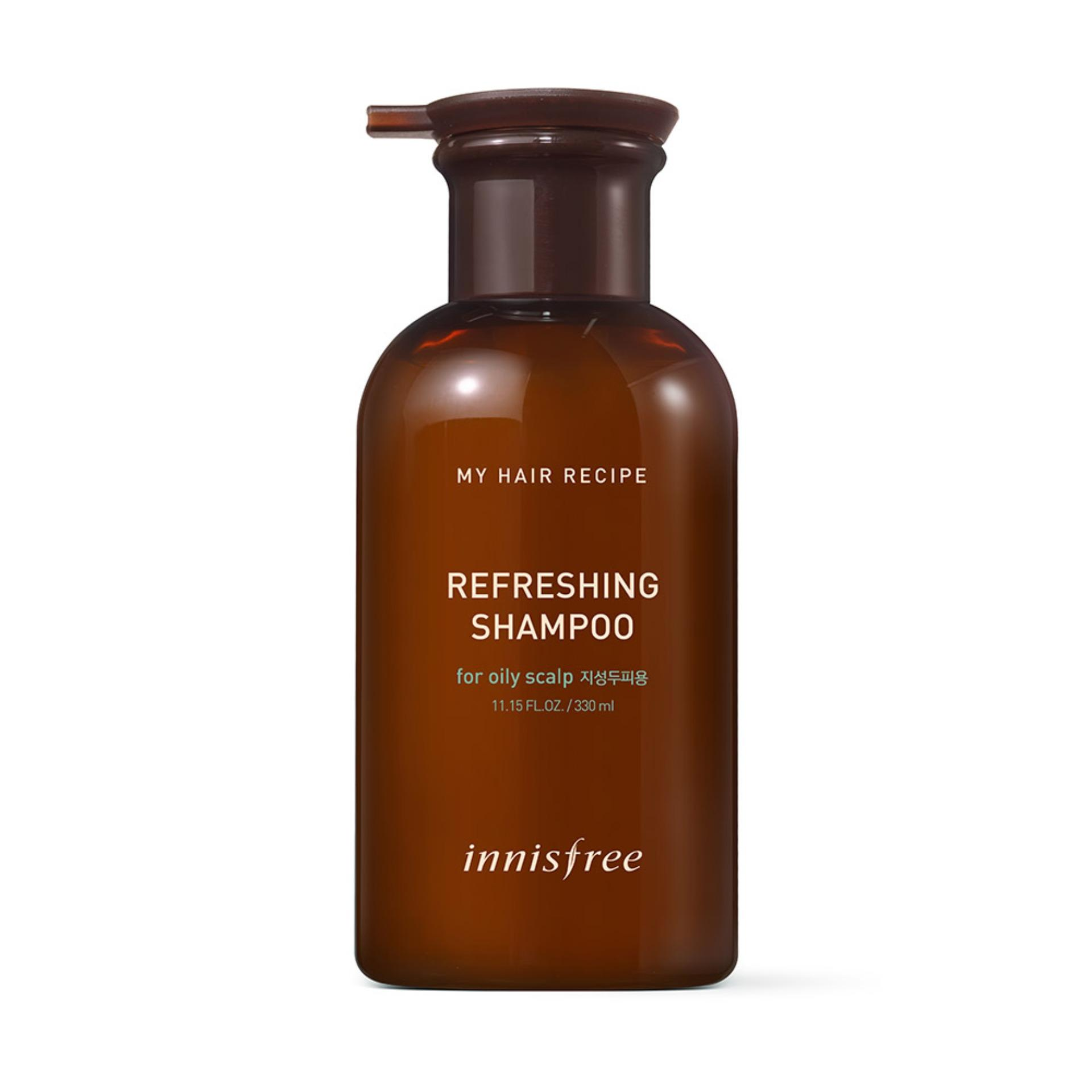 Get The Best Price For Innisfree My Hair Refreshing Shampoo 330Ml