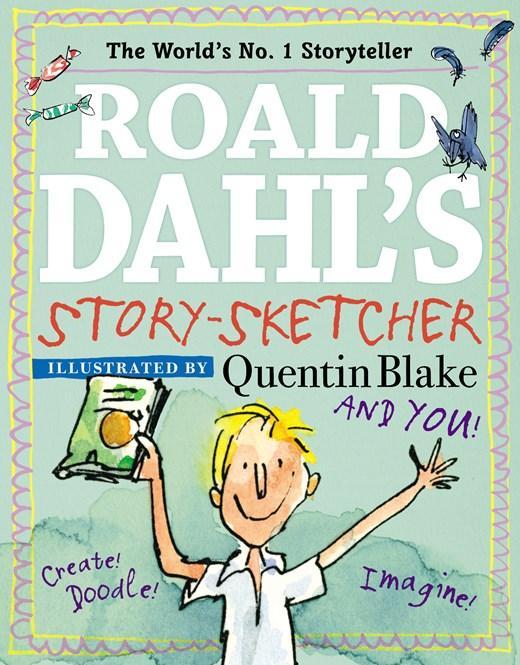 Roald Dahl Story Sketcher