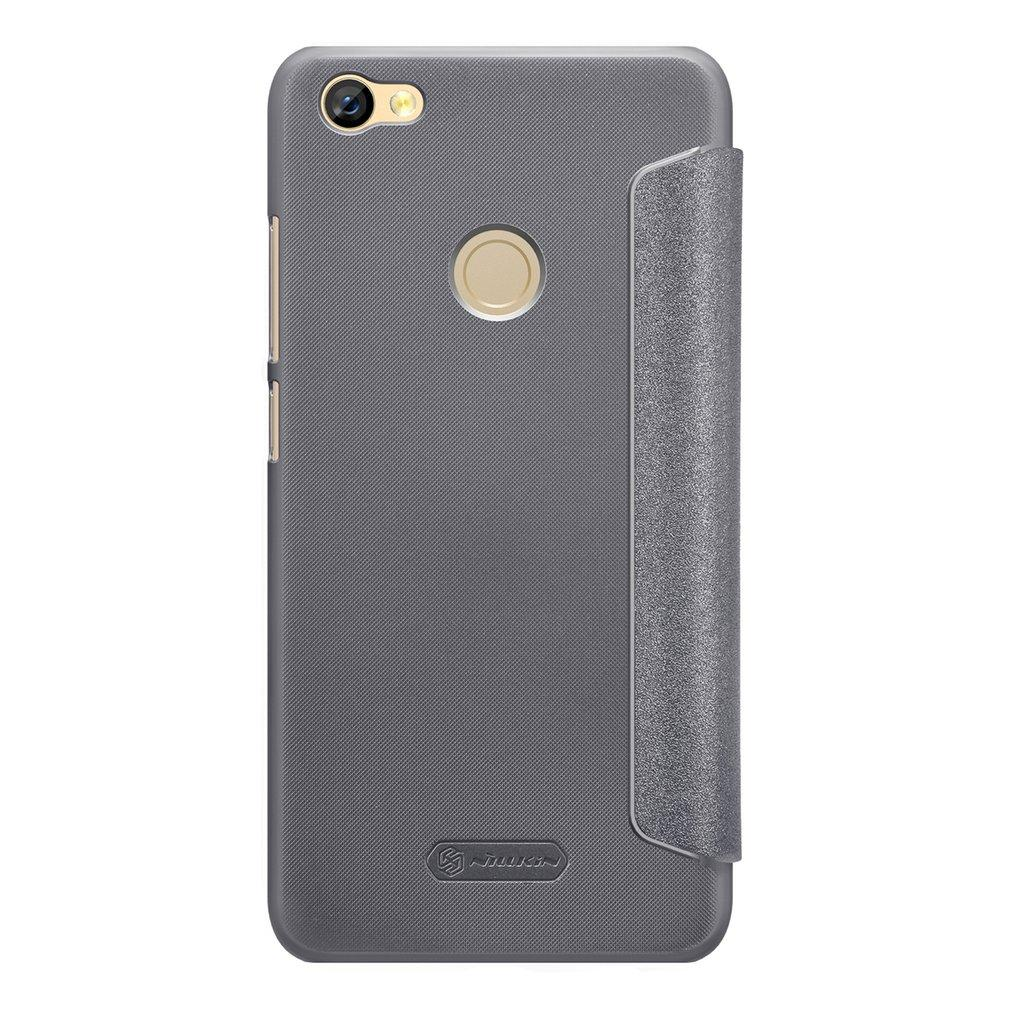 Low Price Nillkin Leather Phone Case For Xiaomi For Redmi Note 5A Ultrathin Phone Cover