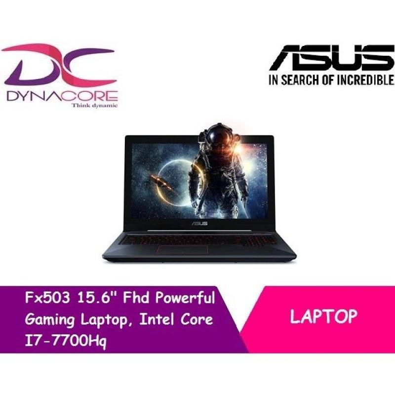 ASUS Fx503 15.6 Fhd Powerful Gaming Laptop, Intel Core I7-7700Hq
