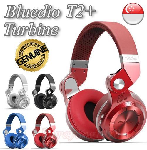 Bluedio Turbine T2 Wireless Bluetooth 4 1 Stereo Headphone Earphone Coupon Code