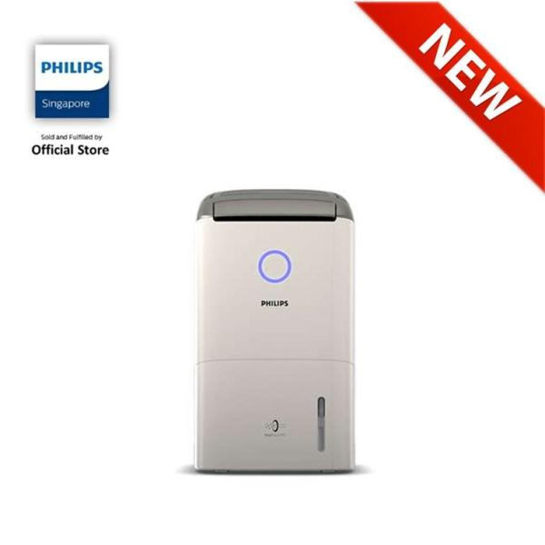 Free Mosquito Repellent (While Stock Last) with Philips Series 5000 2-in 1 Air Dehumidifier - DE5205/30 Singapore