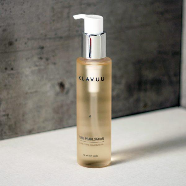 KLAVUU Divine Pearl Cleansing Oil 150ml - COCOMO