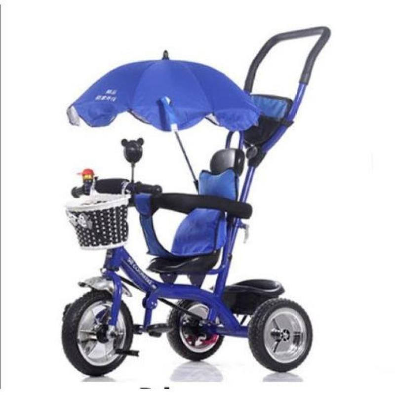 4 in 1 Baby Tricycle / Baby Stroller / Multifuntion and Multi-Color / Use Multi age . Singapore