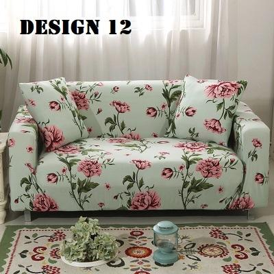 2018 DESIGN★SG SELLER★Universal Spandex Sofa Cover Cushion Pillow Cover