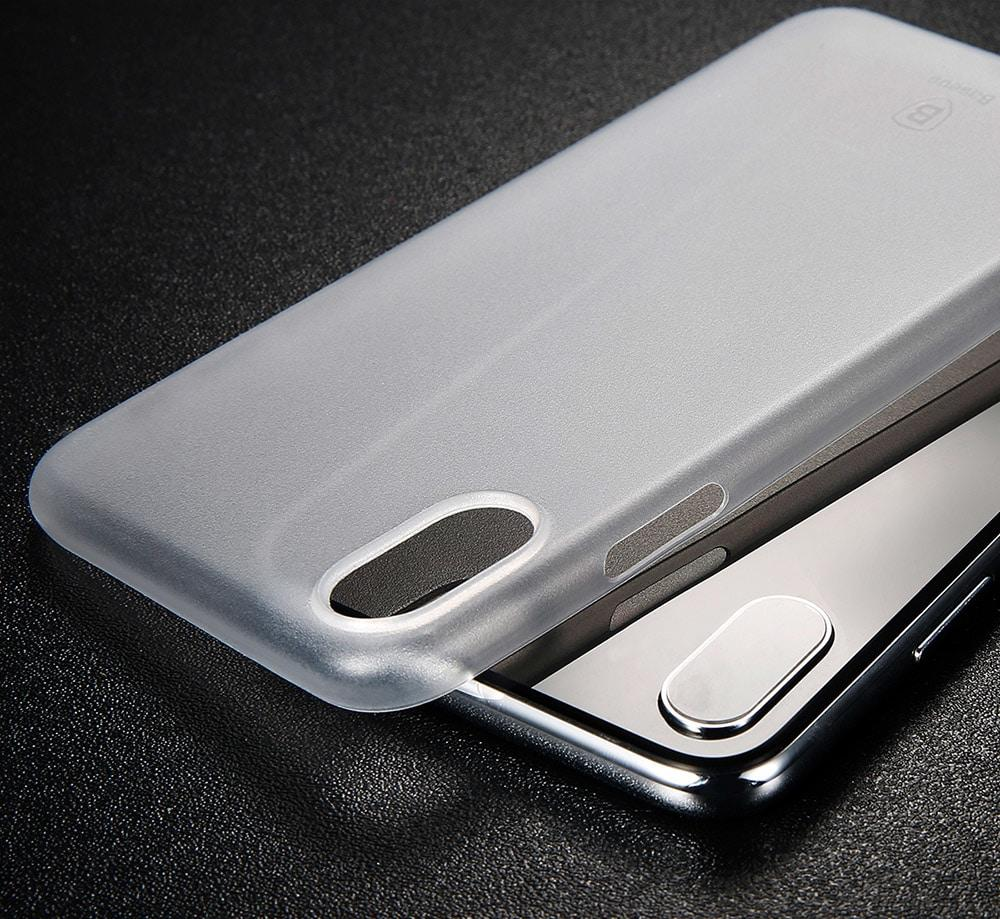 Baseus iPhone XWing Series Case Ultra Slim PP Back Cover