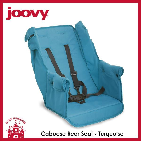 Joovy Caboose Graphite Rear Seat Singapore