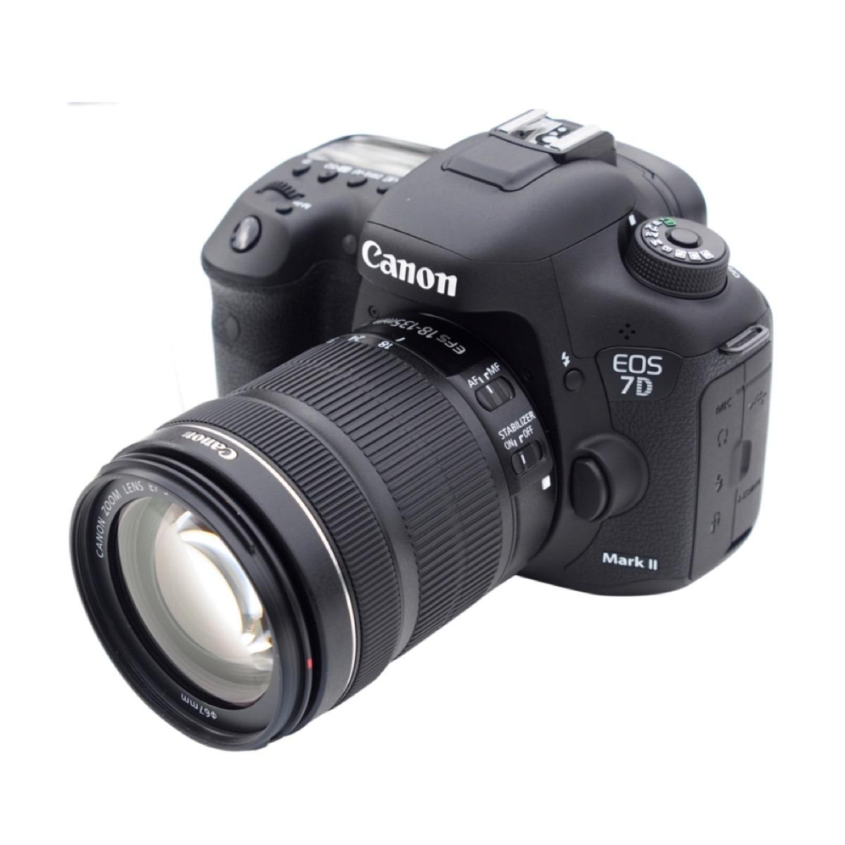 Buy Affordable Canon Dslr Cameras Eos 700d Kit 18 135mm F 35 56 Is Stm 7d Mark Ii With