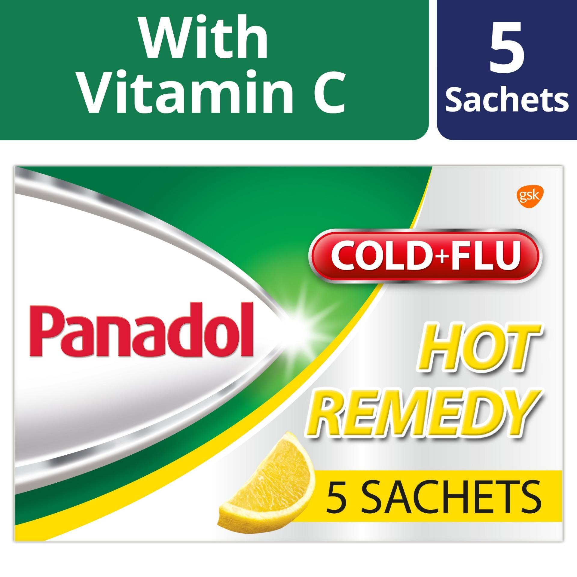 Buy Panadol Immunity Online Well Being Actifast Hot Remedy Cold And Flu For Blocked Nose Fever
