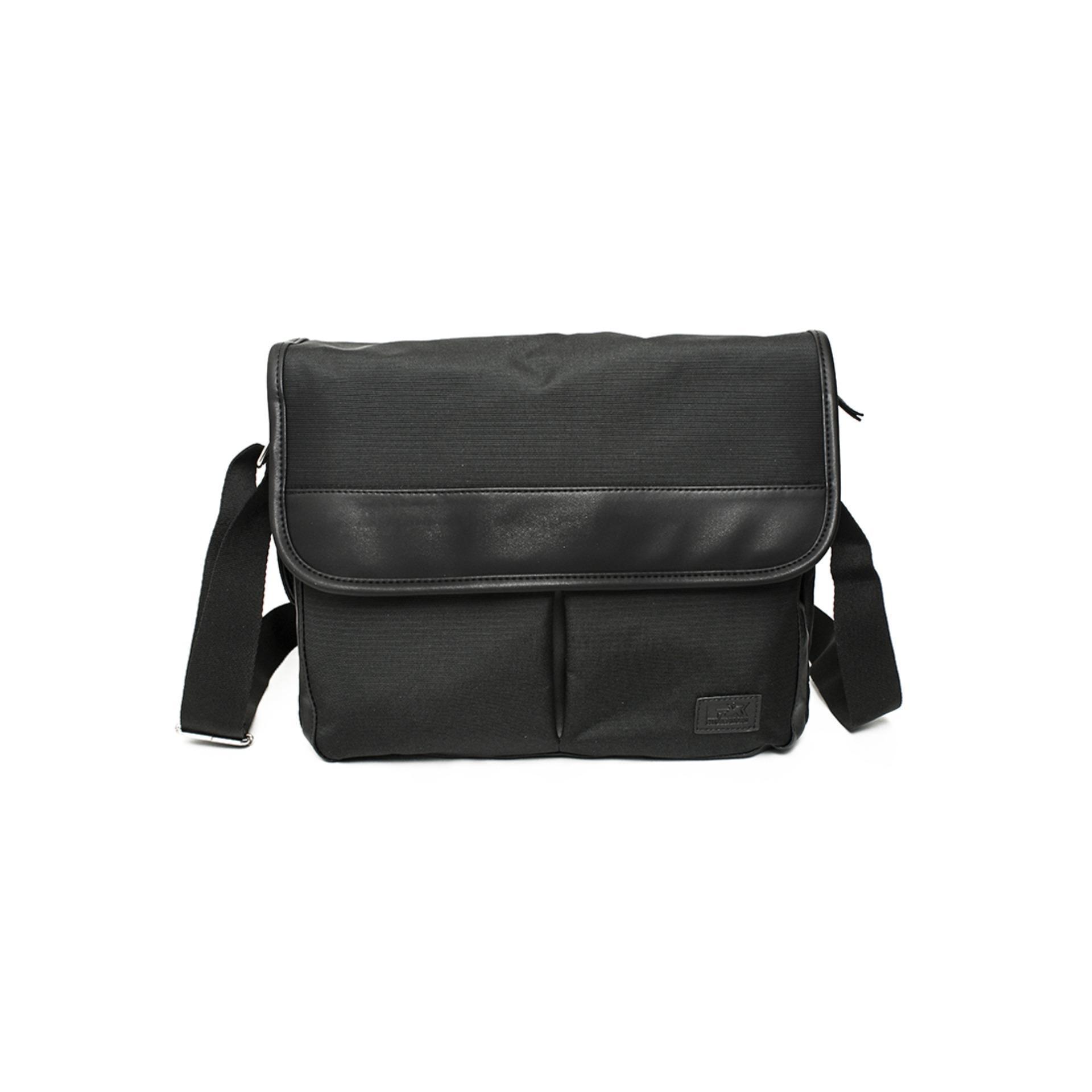 a8eb6485c7 FX Creations CCQ Front Flap Messenger Bag