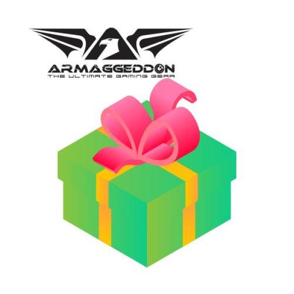 Lazada X Armaggeddon Gaming Accessories Surprise Box Singapore