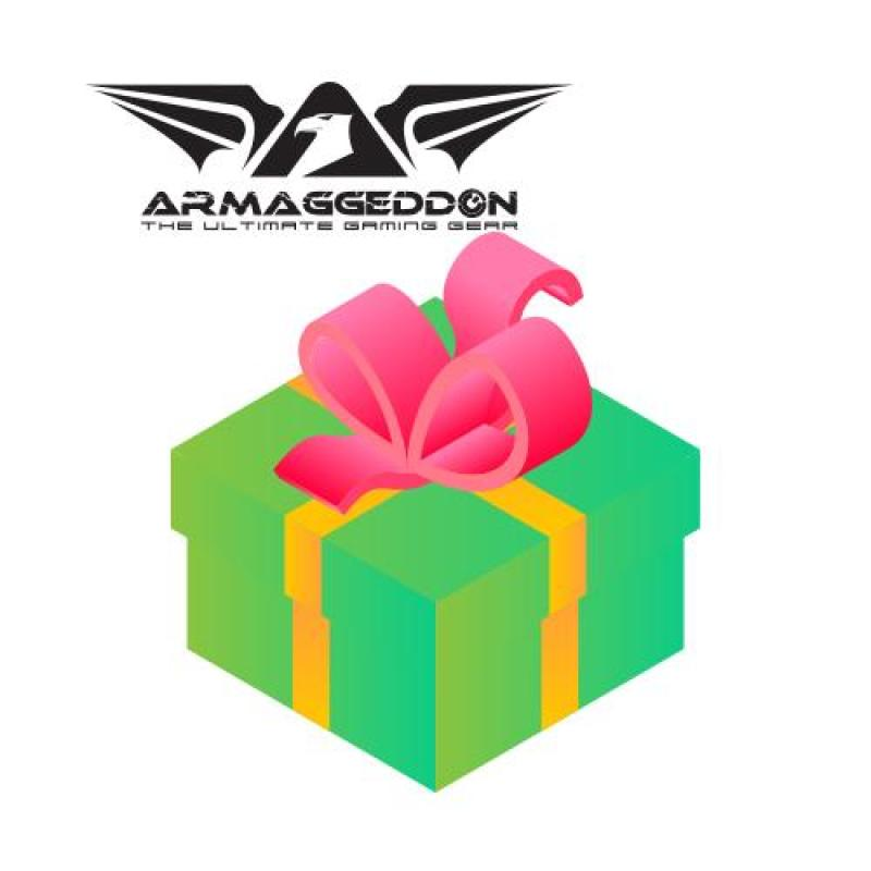 Lazada X Armaggeddon Gaming Accessories Surprise Box Singapore