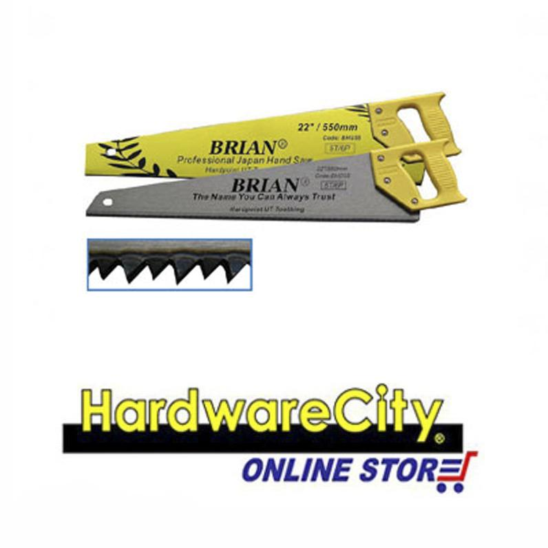 Brian Pro Hand Saw - BHS50 20/500mm 7T8P [BHS50]