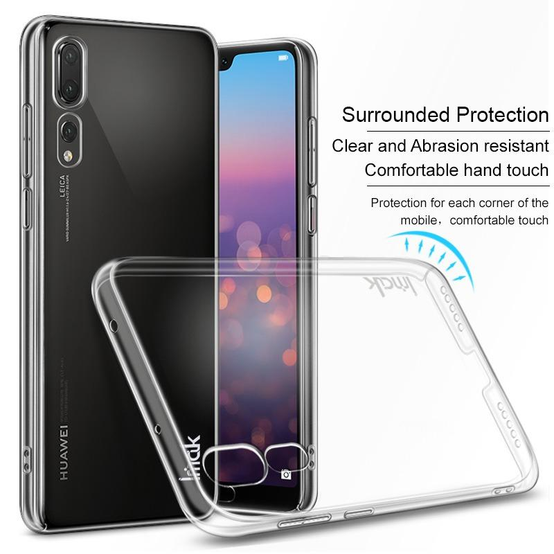 Review Imak Air Case Ii For Hard Case For Huawei P20 Pro Clear On Singapore