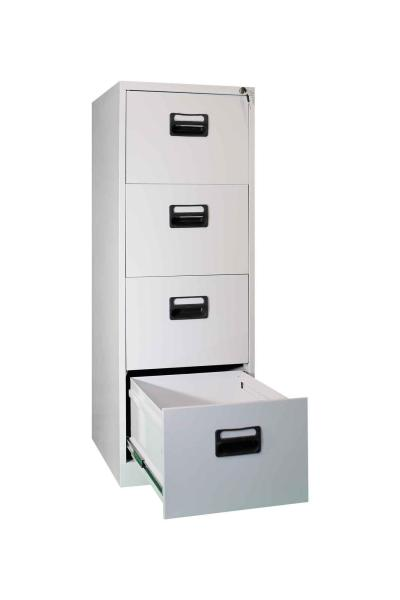 4 Drawer Filing Cabinet  ( H1321 x W463 x D616mm )