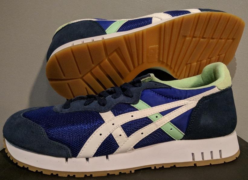 Cheap Asics Us9 Us9 5 Onitsuka Tiger X Caliber Thn315 4401 Mens Shoes Street Footwear Fashion Sneakers Kicks Online